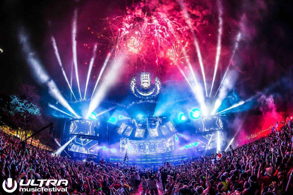 ultra music festival 2016 miami