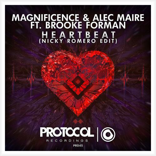 magnificence-alec-maire-brooke-forman-heartbeat-nicky-romero