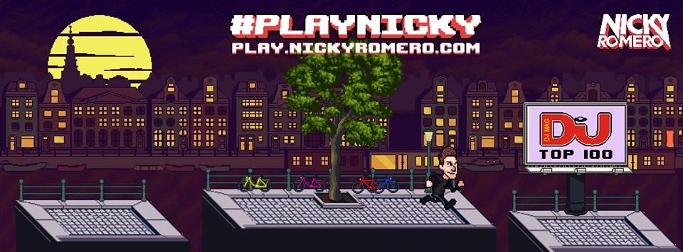 nicky-romero-jeu-vidéo-#playnicky