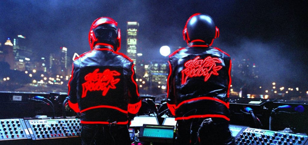 documentaire daft punk unchained
