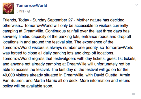 tomorrowworld 2015 ferme boue