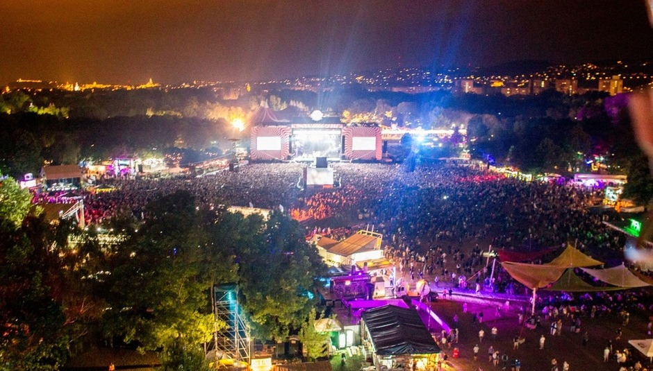sziget festival 2016 place aftermovie
