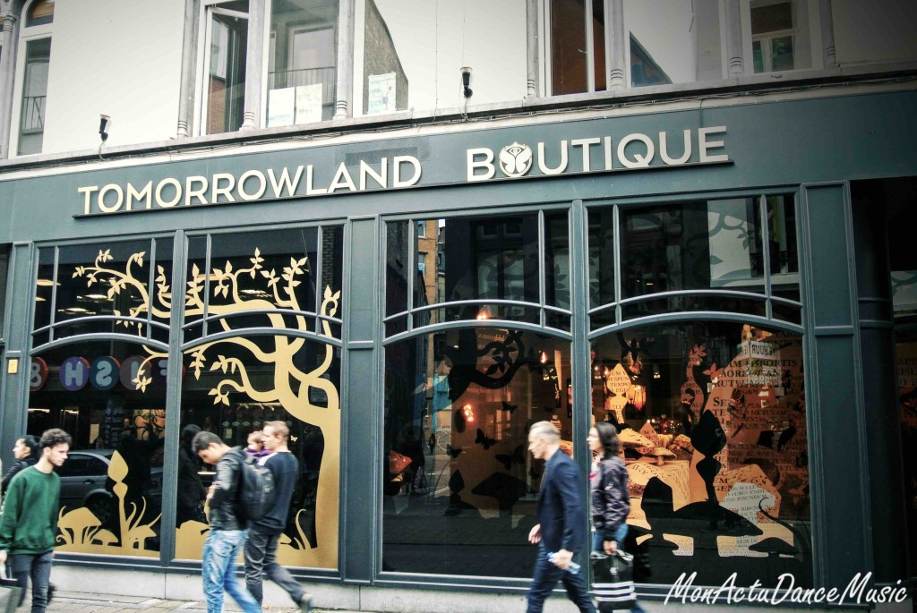 tomorrowland boutique