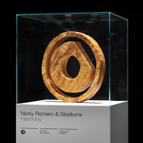 nicky romero stadiumx harmony protocol