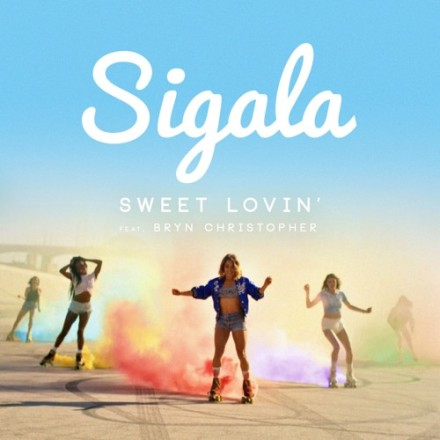 sigala sweet lovin' Ministry of sound recording