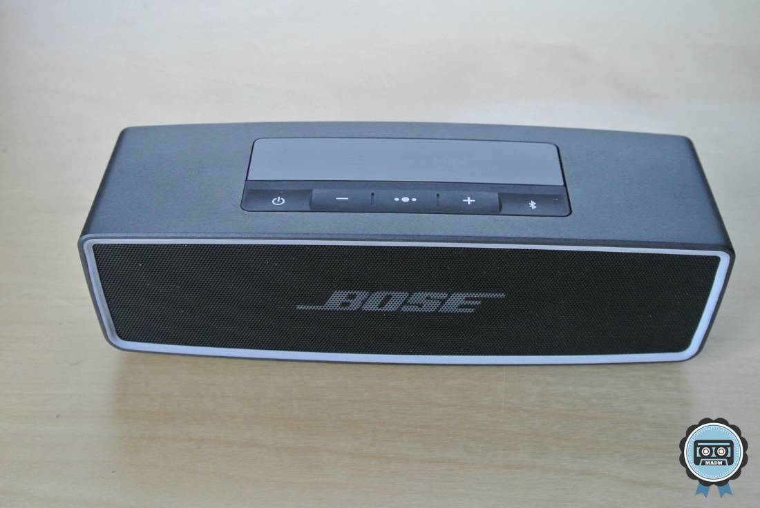 test bose soundlink mini 2 enceinte face