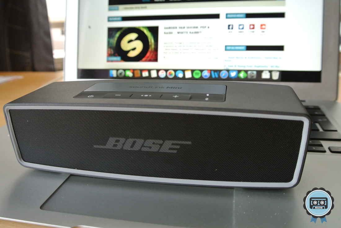 test bose soundlink mini 2 enceinte