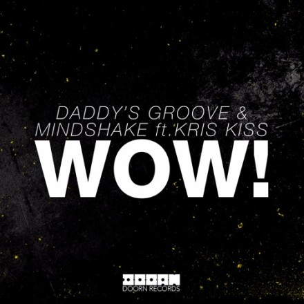 daddy's groove mindshake ft kris kiss wow! doorn records