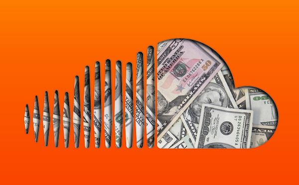 soundcloud problemes finances