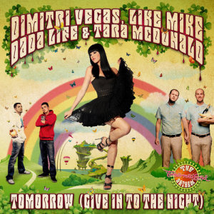 tomorrow (give into the night)