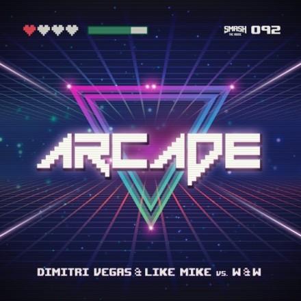 dimitri vegas like mike w w arcade