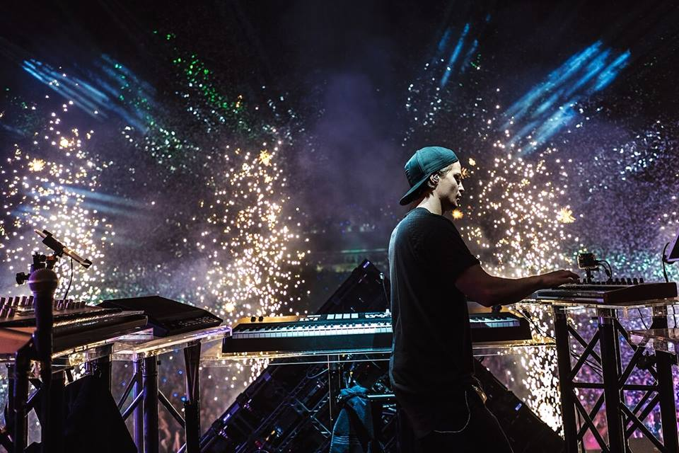 kygo cloud nine tour lotto arena belgique