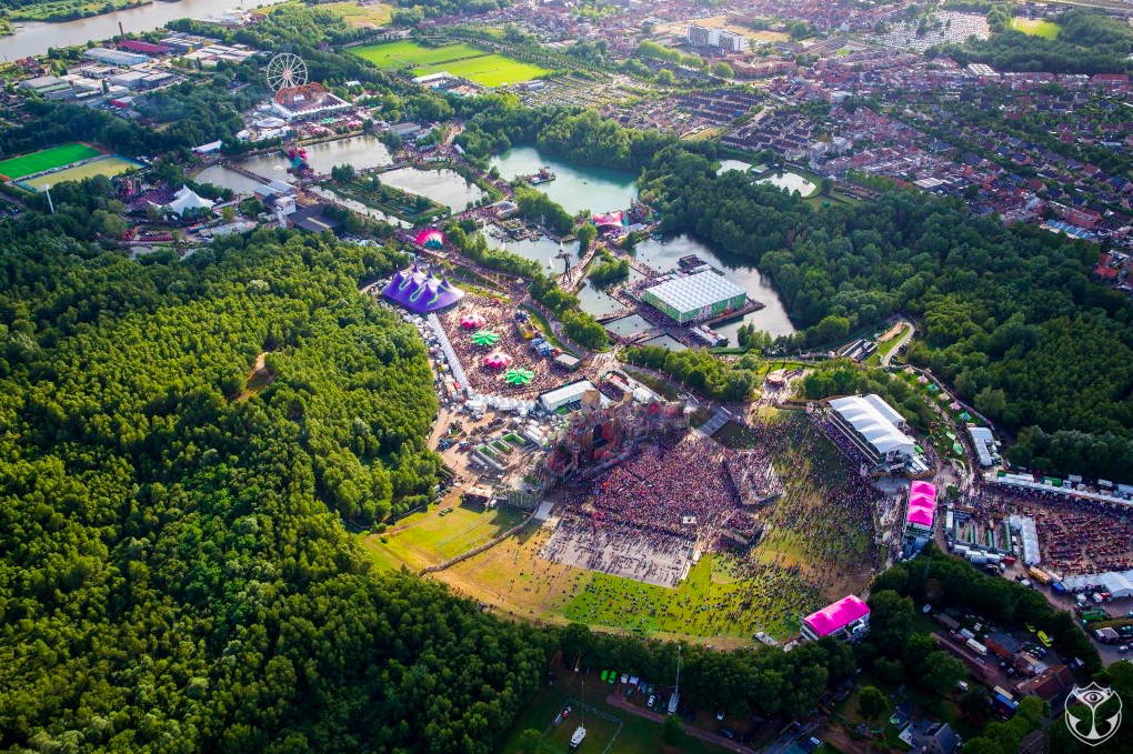 line up tomorrowland 2016