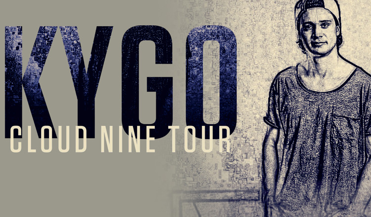 tournee kygo cloud nine tour