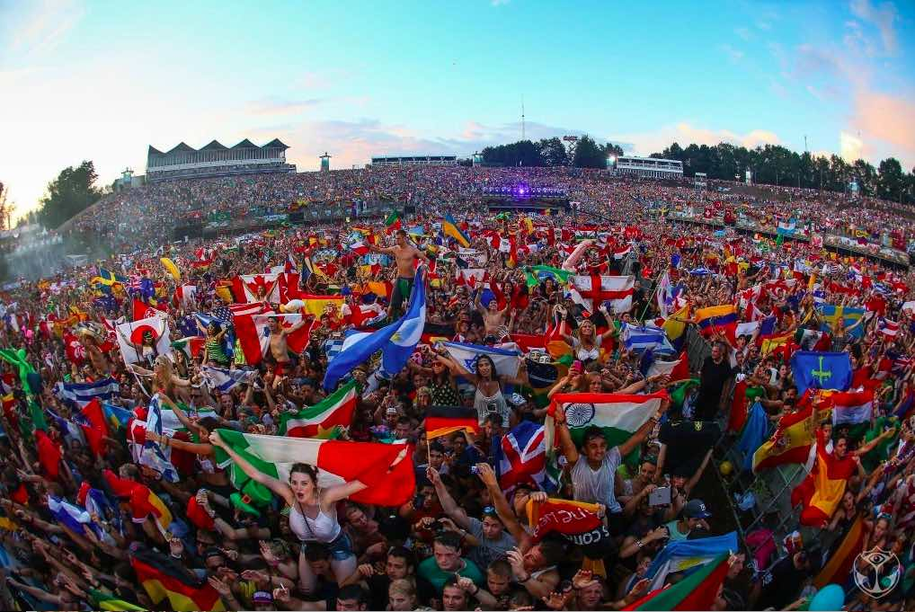 tomorrowland unite 2016