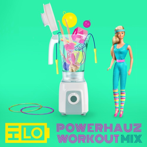 hi-lo POWERHAUZ WORKOUT