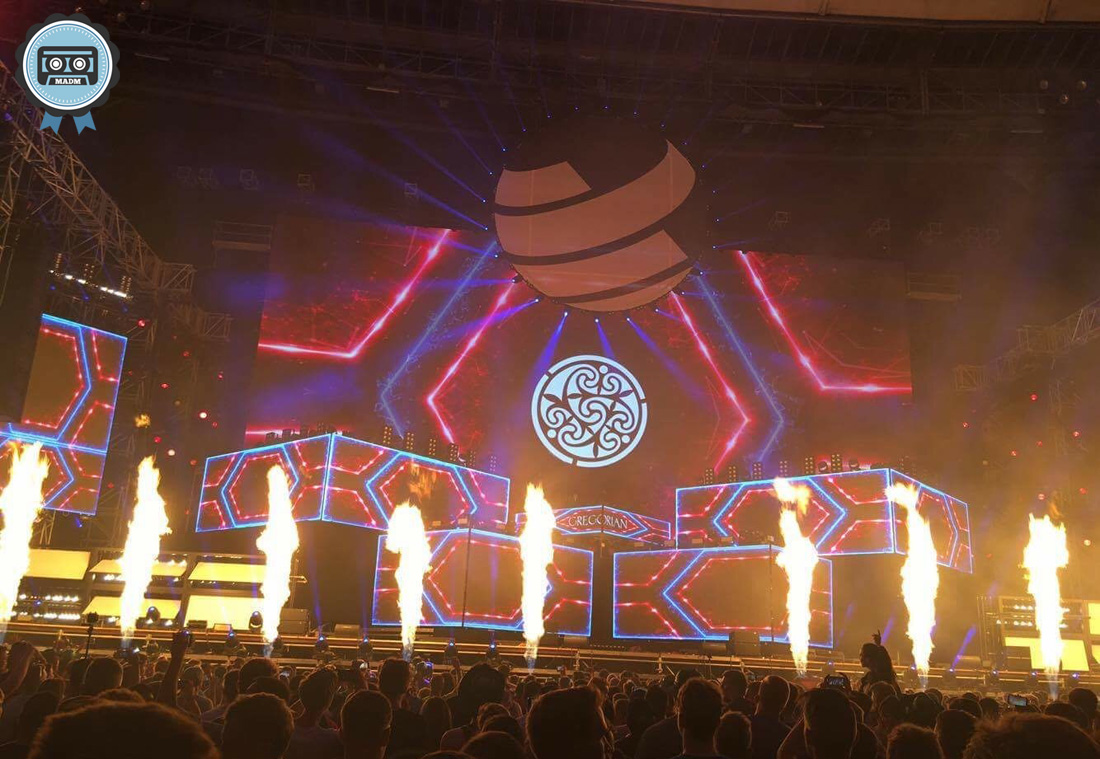 world club dome 2016 main stage