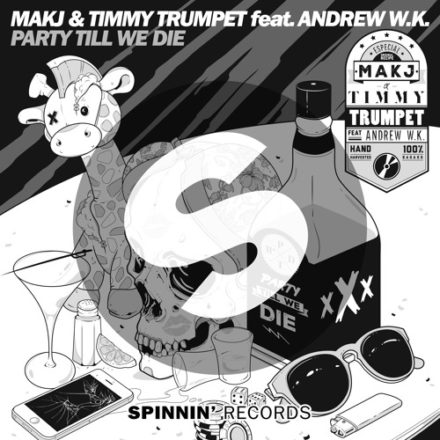 makj timmy trumpet party till we die