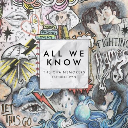 the chainsmokers all we know