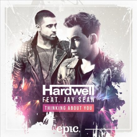 hardwell jay sean thinking about you