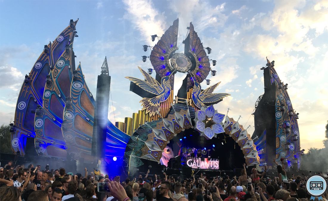 reportage mysteryland 2016 festival mainstage