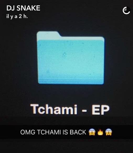 tchami ep dj snake snapchat