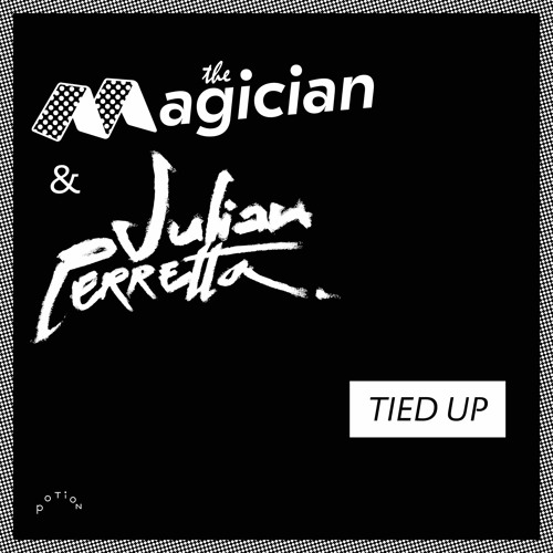 the magician tied up julian perretta