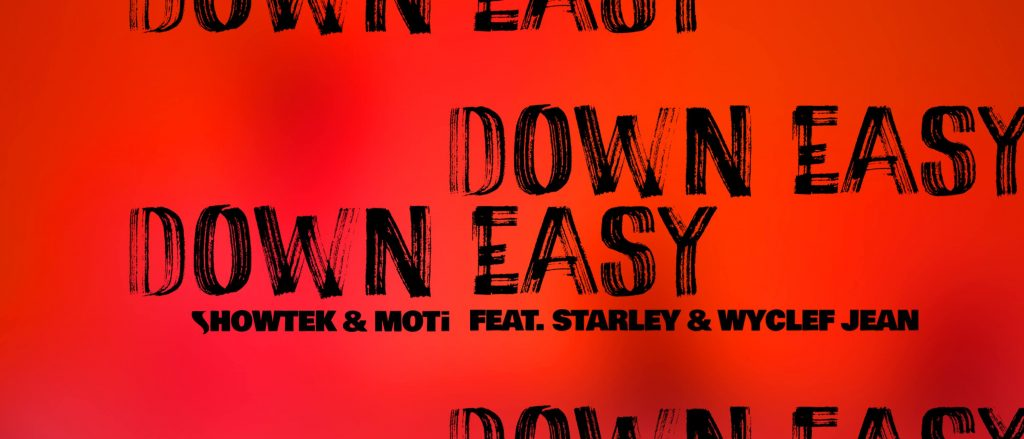 dance music nouveautes showtek down easy
