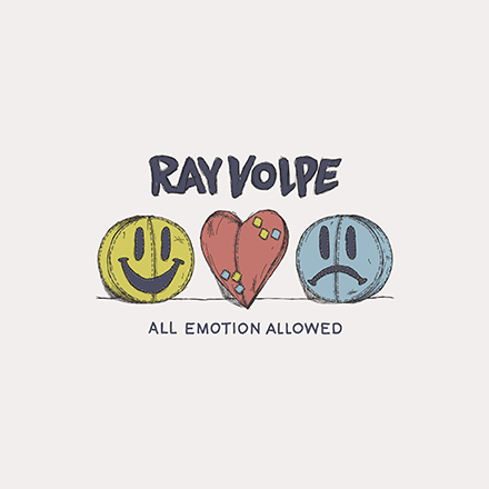 ray volpe all emotion allowed ep