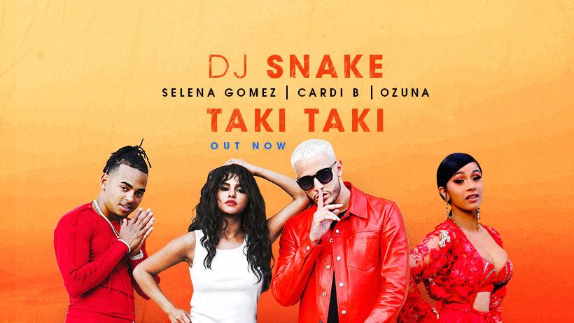 dj snake taki taki dance music